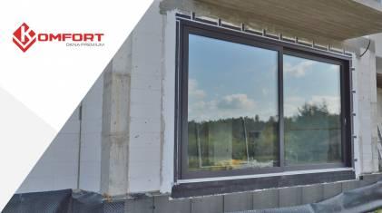 Prawidłowy montaż antywłamaniowych drzwi balkonowych HST - Komfort