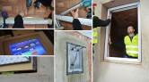 Prawidłowy montaż okien w Porothermie