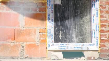 Montaż okien bez klocków podporowych, kotew progowych