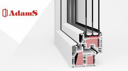 Okna AdamS Passiv-line Ultra - certyfikowany produkt dla budownictwa pasywnego