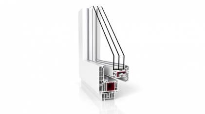Okna V82 Modern Design