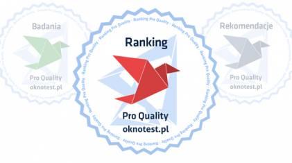 Ranking Pro Quality w nowej odsłonie
