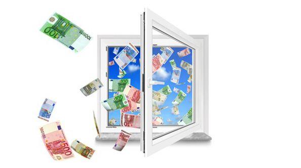 Szczelne okna. Ile pieniędzy ucieka oknami? Liczymy!