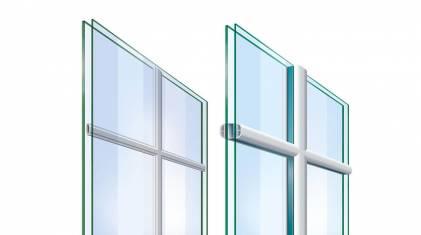 Szprosy w oknach za i przeciw