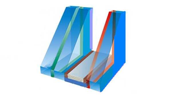 Szyby zespolone - opisy konstrukcji pakietów szyb zespolonych