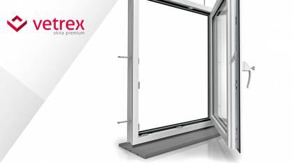 VETREX V82 ProSafe - nowa linia okien i drzwi balkonowych