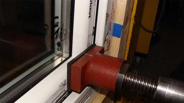 Wytrzymałość mechaniczna okna PCV