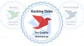 Zmiany w Rankingu Okien Pro Quality