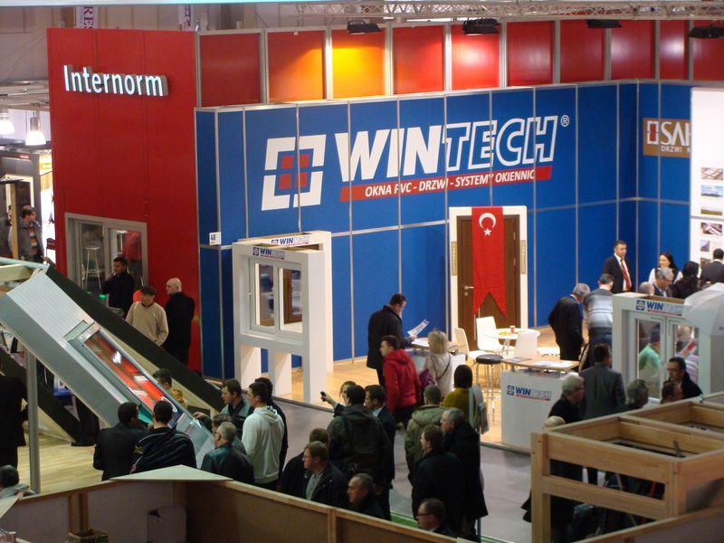 Wintech. Stanowisko na Budmie 2012