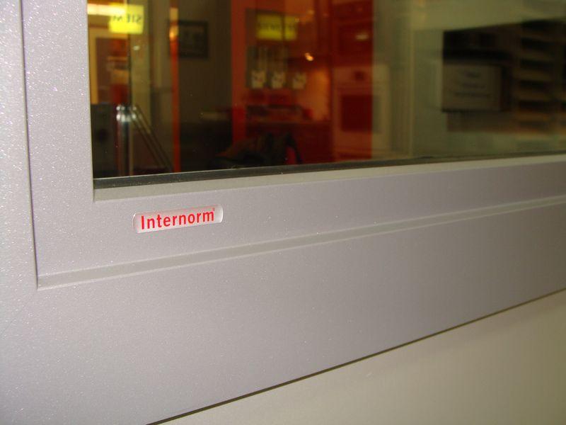 KF-500 rama ościeżnicy z nakładką aluminiową od zewnątrz