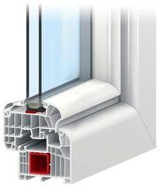 okno ideal 8000 bonding inside