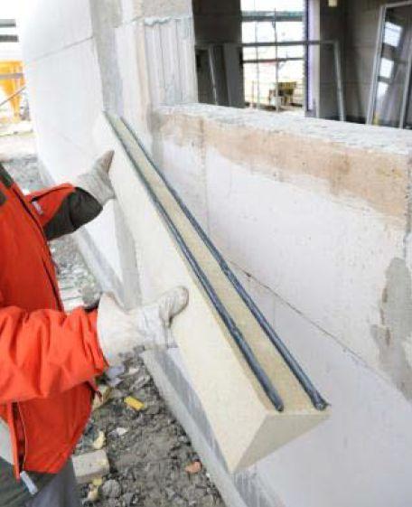 MOWO mocowanie elementu nośnego PR007 do muru ościeży