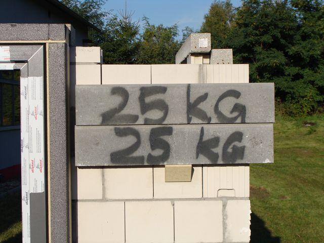MOWO test wytrzymałości - obciążenie 50kg