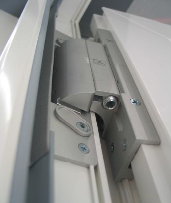 Rehau Geneo drzwi zawias ukryty