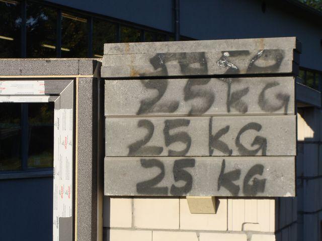 MOWO test wytrzymałości - obciążenie 150kg