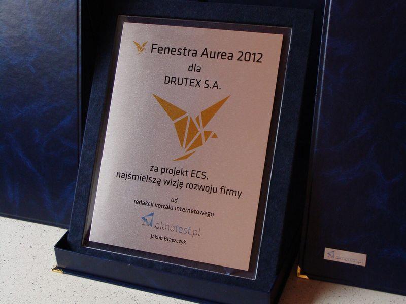 Fenestra Aurea - Drutex