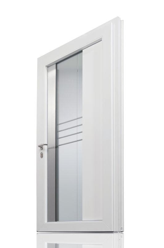 Drzwi wejściowe Rehau Geneo.