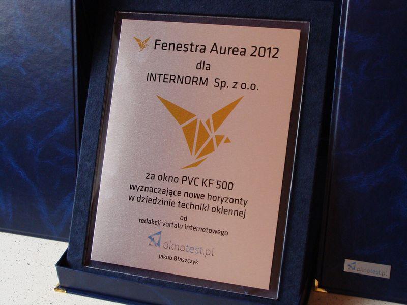 Fenestra Aurea - Internorm