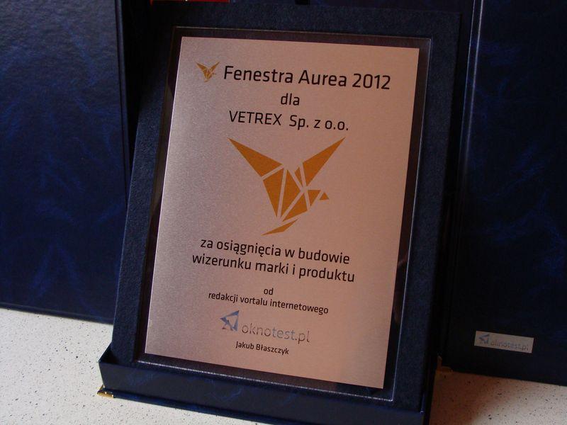 Fenestra Aurea - Vetrex