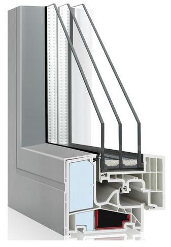 Internorm KF400 z nakładką aluminiową exclusiv