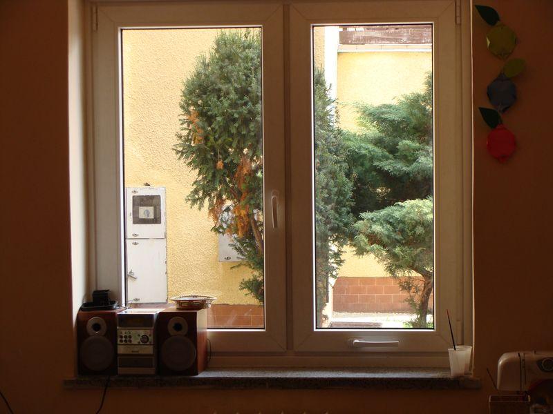 Sożal - okno z okuciem ROTO KOMFORT NT