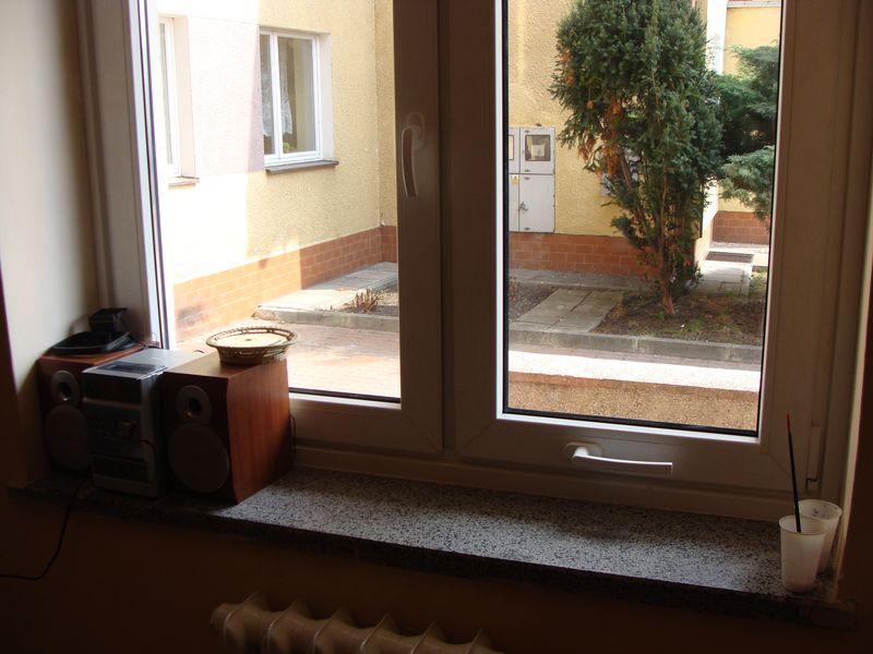 Sożal - okno specjalne z okuciem ROTO KOMFROMT