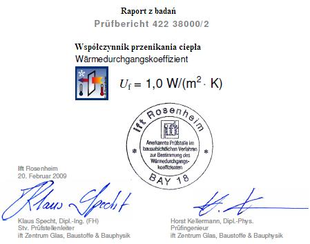 energeto 5000 certyfikat