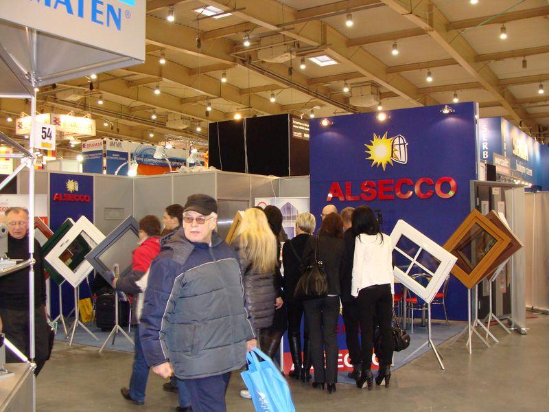 Alsecco - Budma 2013