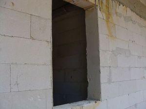 właściwie przygotowana ściana ciepły montaż