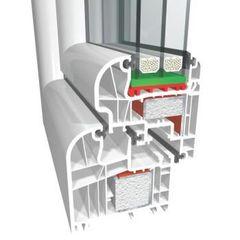 okno ideal 6000 passivhaus