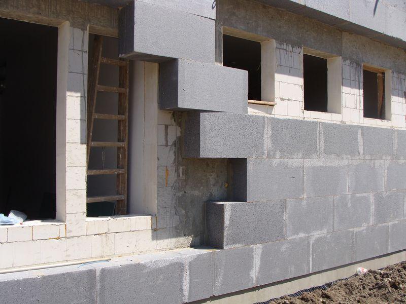 Budzów - warstwa ocieplenia na pasywnym budynku szkoły