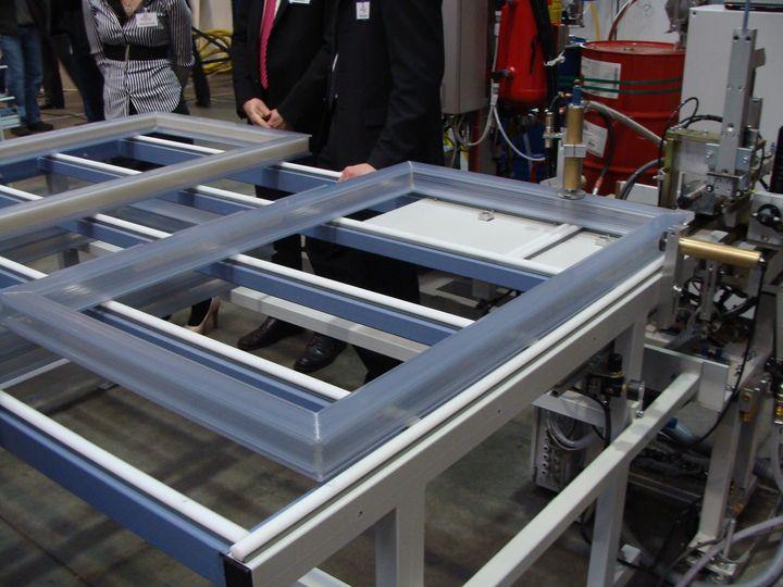 dni innowacji aluplast foam inside