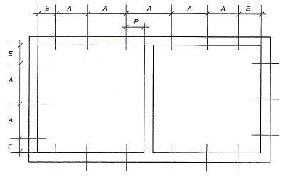 Prawidłowe rozmieszczenie punktów mocowań okna