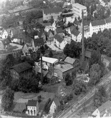 Foto: Archiwum: 1955 rok- początek firmy.