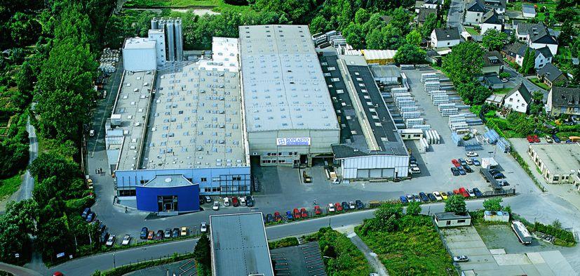 Bergisch Gladbach - Roplasto Systemtechnik obecnie /foto: roplasto.de/