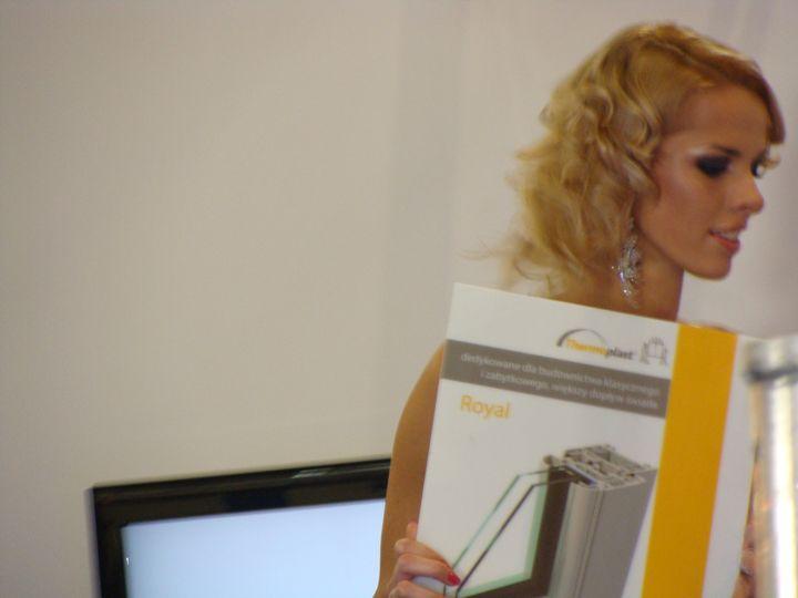 Thermoplast pokaz bielizny damskiej. Budma 2011.