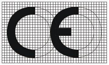 Wzór oznakowania CE