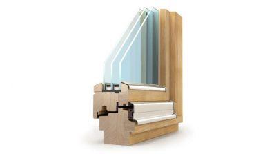 ABA Wiktorczyk Thermoline 92mm okno drewniane