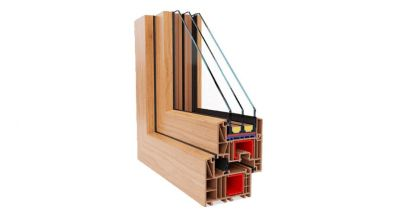 Okno PVC Abakus bluENERGY