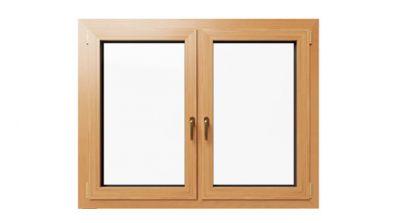 Okno PVC Abakus bluINTERO