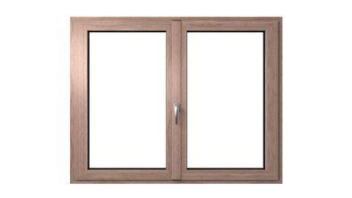 Panoramiczne okno PVC Abakus bluVISIO