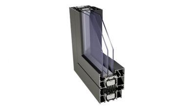 Okno aluminiowe Aliplast Star AdamS