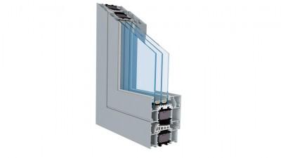 AL-TECH okno aluminiowe Aliplast Star