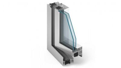 AL-TECH okno aluminiowe Aluprof MB-86