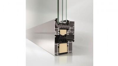 AL-TECH okno aluminiowe Schüco AWS 75