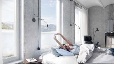 Okna aluminiowe Aluhaus 75 od Oknoplast