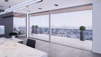 System panoramicznych drzwi przesuwnych Aluprof MB-SKYLINE