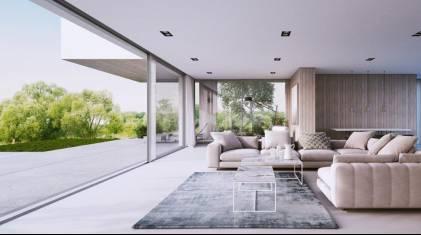 Panoramiczne okna aluminiowe Aluprof MB-SKYLINE