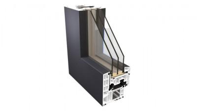 Okno PVC Amberline Artline
