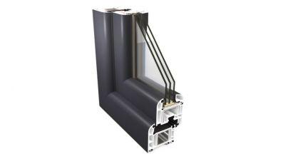 Okno PVC Amberline Swingline